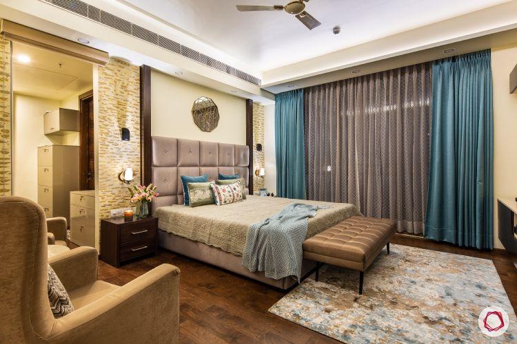 Beautiful home interiors_master bedroom full