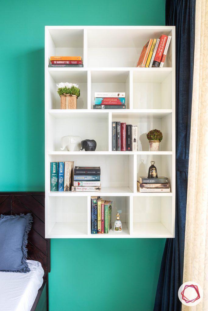 Oberoi esquire_daughters  room bookshelf