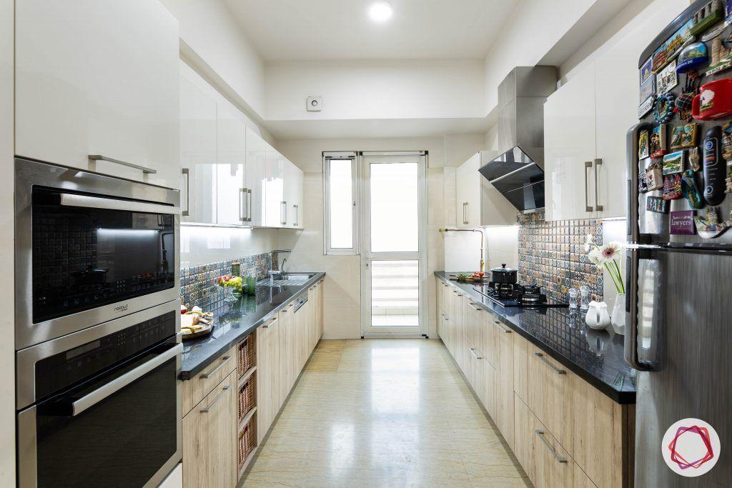 duplex house design kitchen