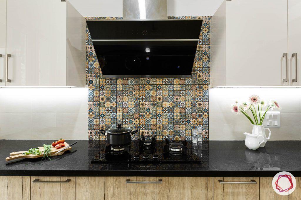 duplex house design kitchen stove