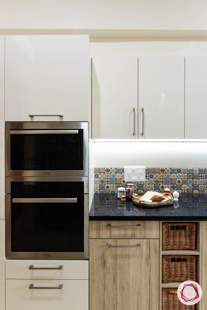 duplex house design kitchen unit
