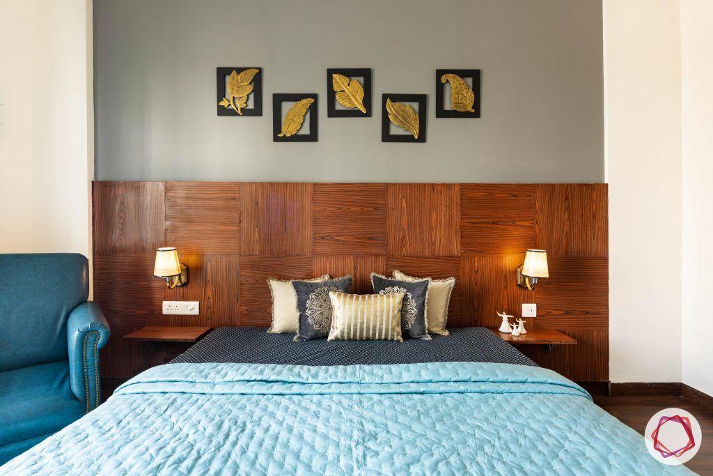 duplex house design bedroom wall