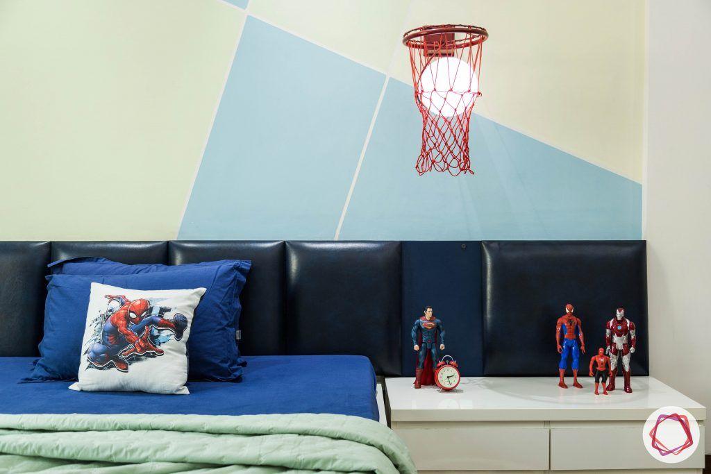 duplex house design kids bed