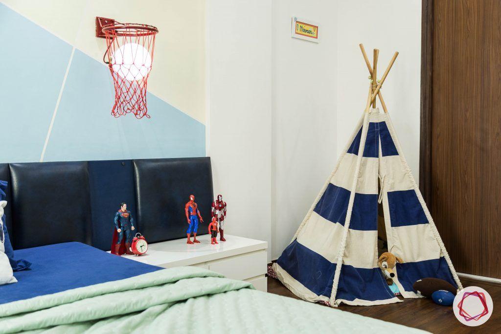 duplex house design kids tent bed