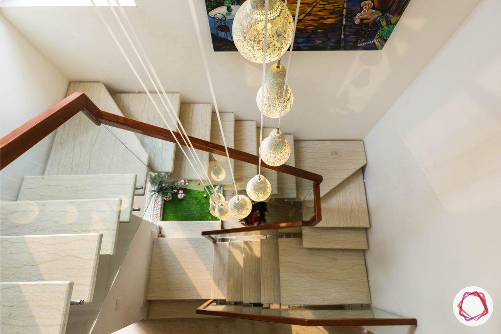 duplex house design stairs