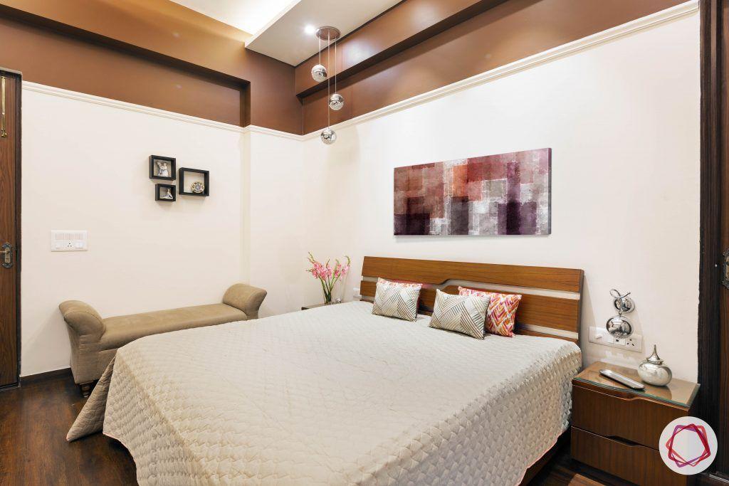duplex house design minimal bedroom wood