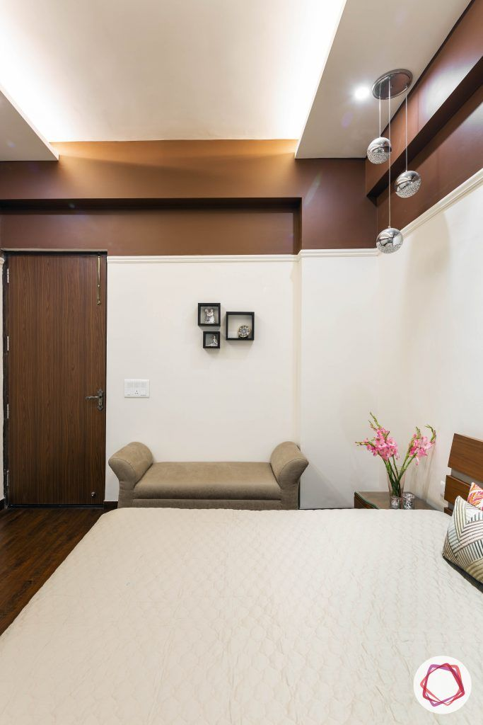duplex house design minimal bedroom lights