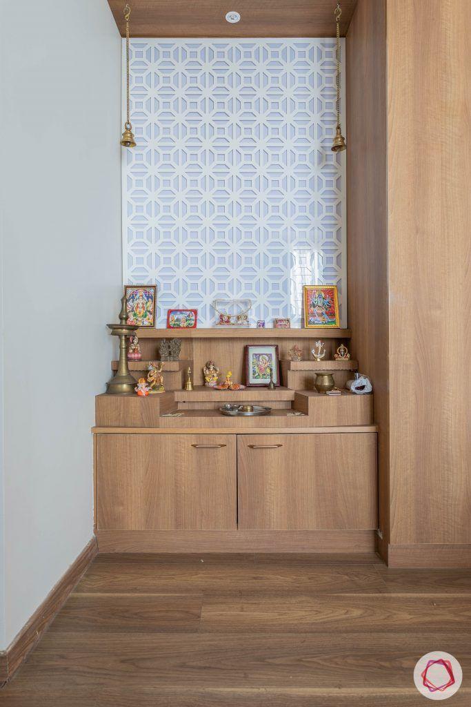 Pooja-Room-Design-Compact-Wooden-Design