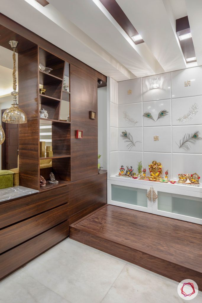 Pooja-Room-Design-Open-Altar