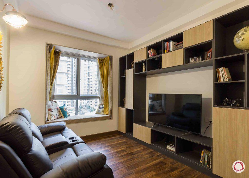latest home design_media room