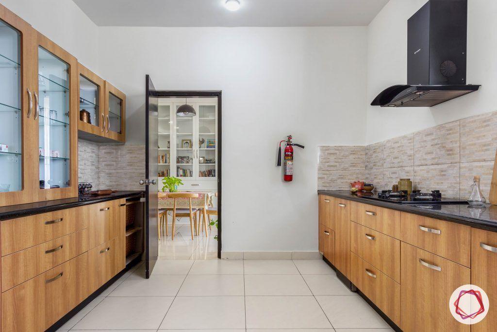 prestige ferns residency kitchen