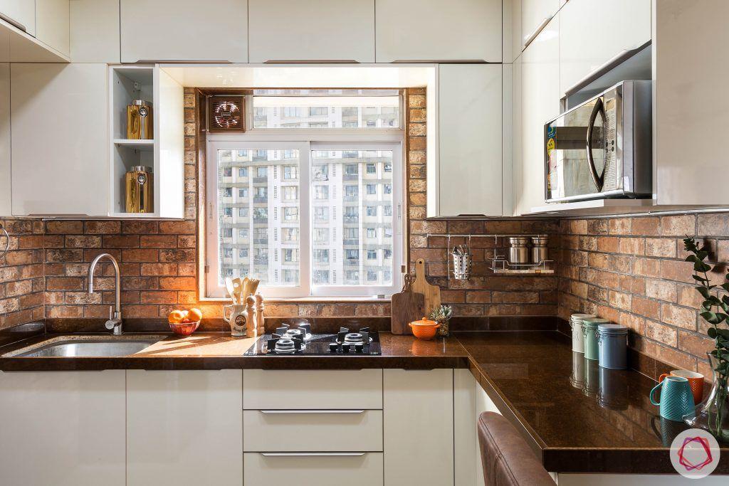 2BHK interior_small kitchen