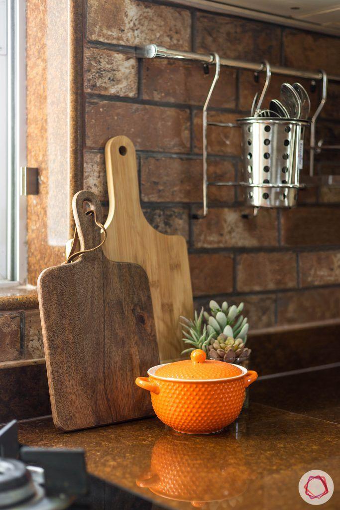 2BHK interior_granite countertop