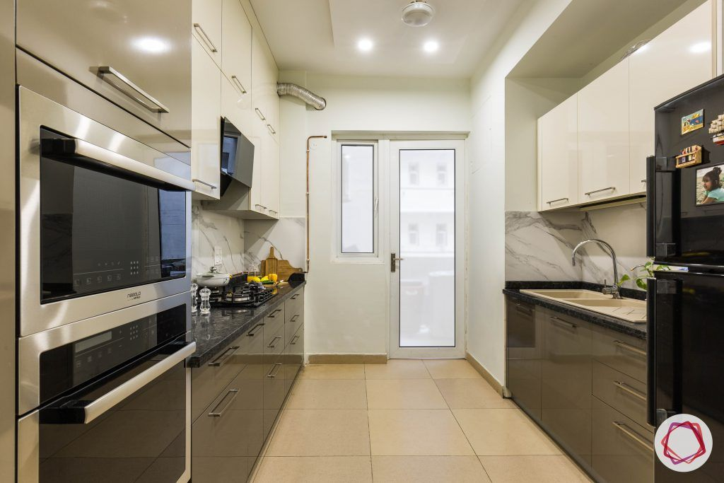 Parallel Kitchens That Will Make Your Cooking Experience Delightful