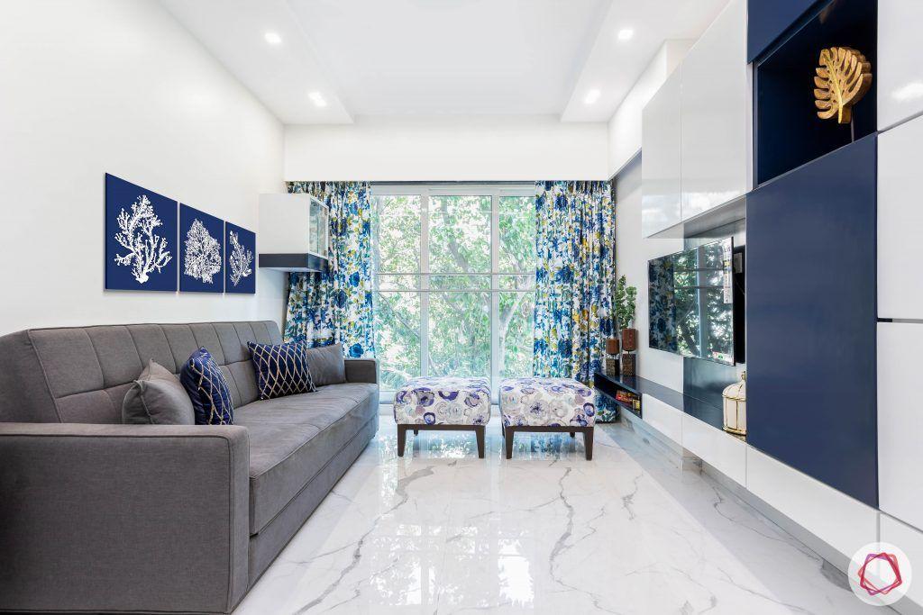 small space interior design-small living room-sofa designs