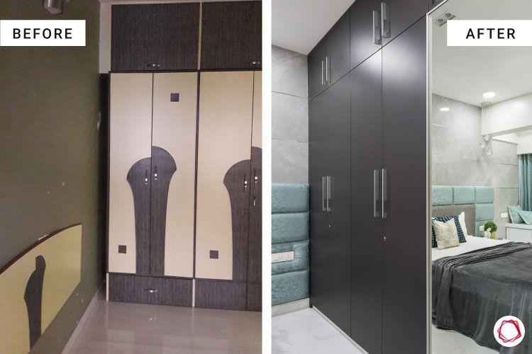 house-renovation-master-bedroom-before-after-wardrobe-matte-grey
