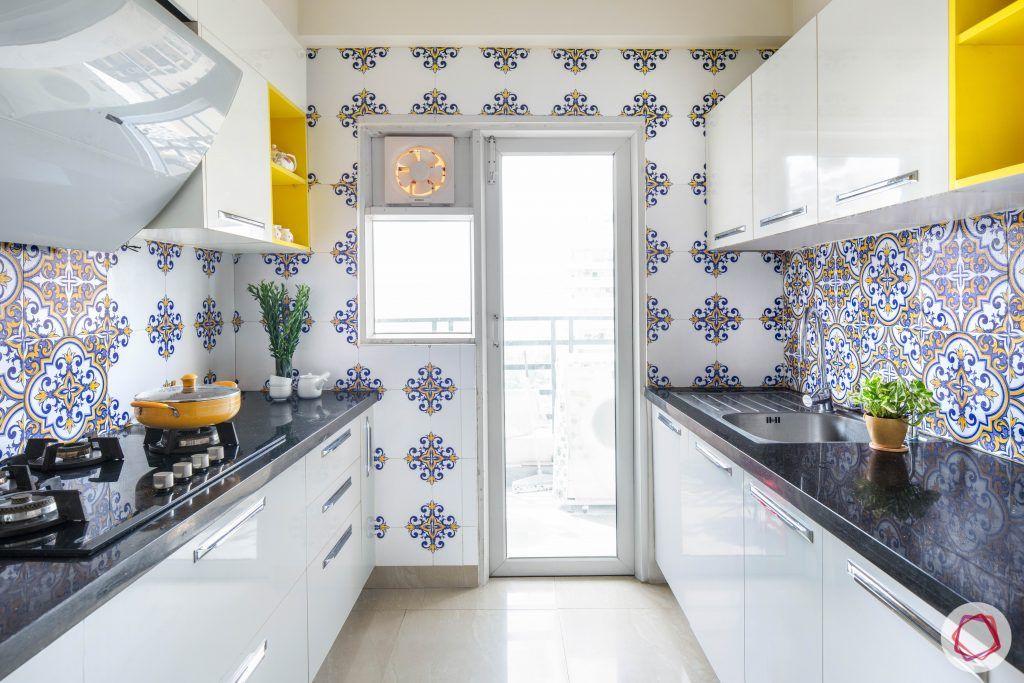 wall-tiles-design-floral-ceramic-backsplash-white-cabinets-lofts