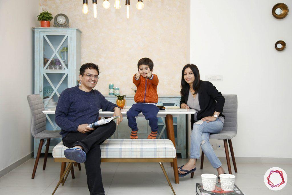 minimalism-scandinavian decor-bench dining set-crockery cabinet designs