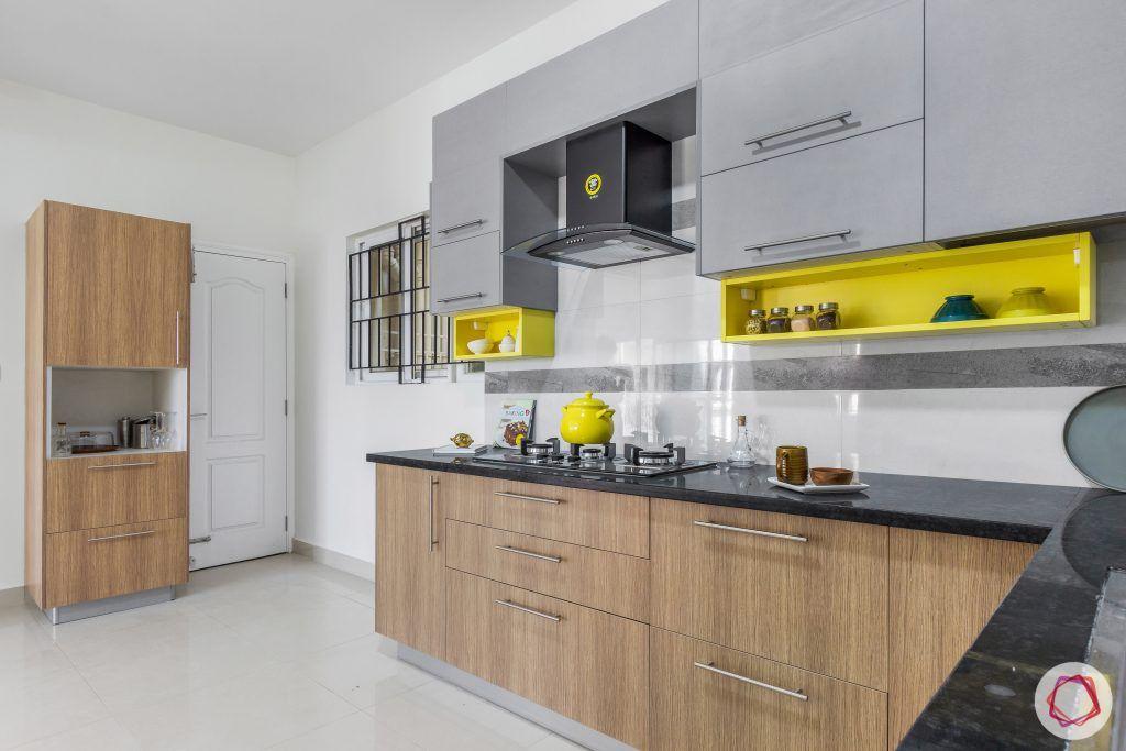 brigade northridge-budget kitchen design-rubic kitchen-particle board kitchen cabinets