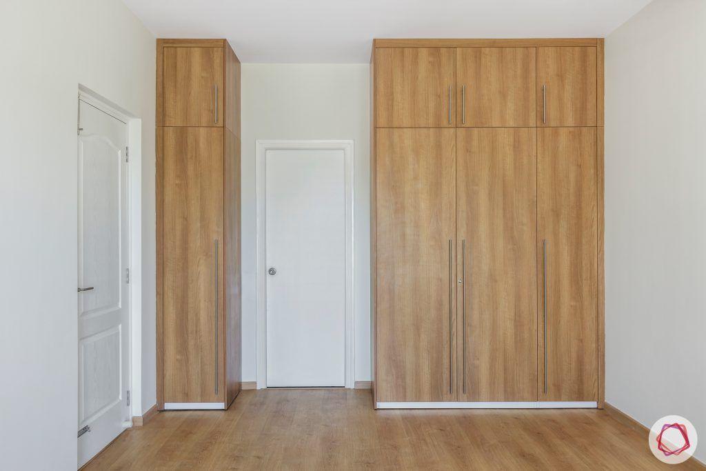 brigade northridge-wardrobe design for bedroom-bedroom storage ideas-wardrobe with loft