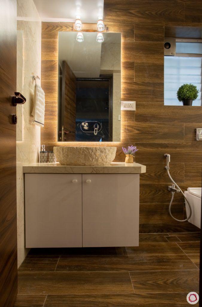 Creative Bathroom Lighting Ideas