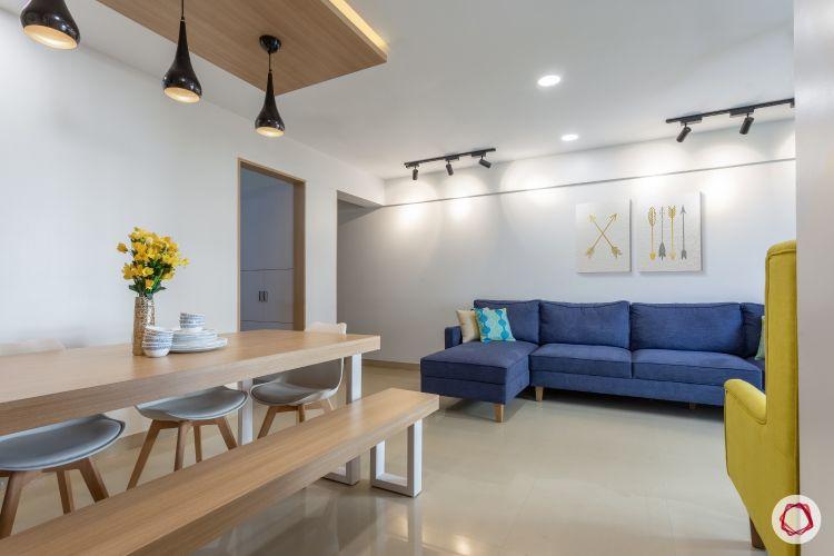 godrej homes-mumbai home-common area-living room-dining room