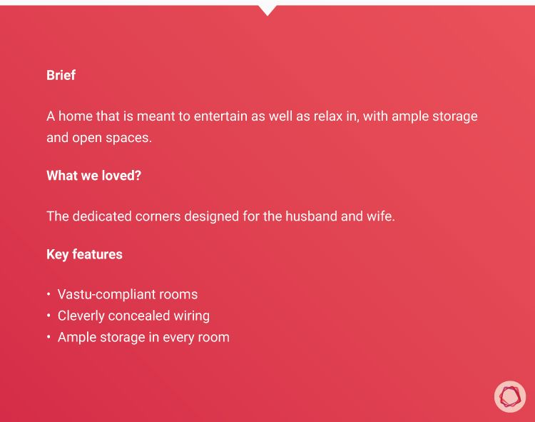 godrej homes-mumbai home-client brief-key details