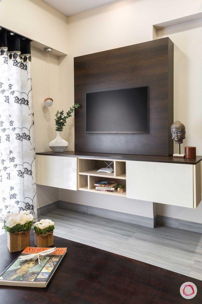 living-room-TV-unit-white-flower-table
