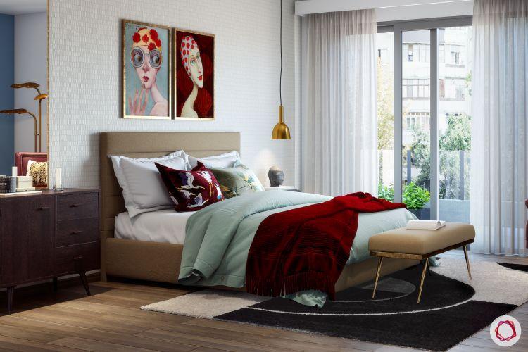 twinkle khanna-bedroom decor-read corner design-reading chair designs
