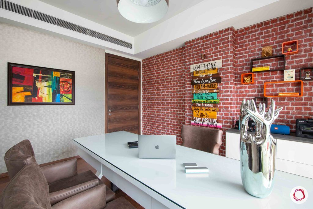duplex house images-exposed brick wall ideas-wallpaper ideas-picnic table designs
