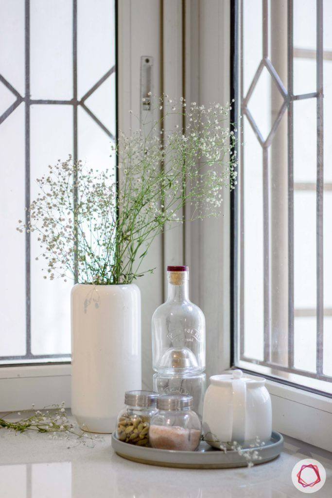 Brigade Millennium-Kitchen-Window-Vase-Flower