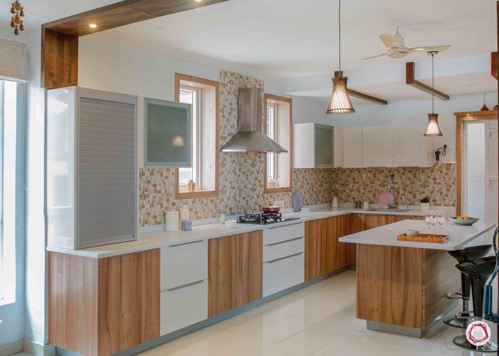 colour schemes for your kitchen-wooden kitchen designs-island kitchen designs