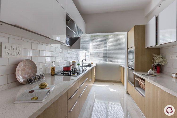 Kitchen Countertops-kalinga-stone-white-brown-cabients-brick-tiles-plate