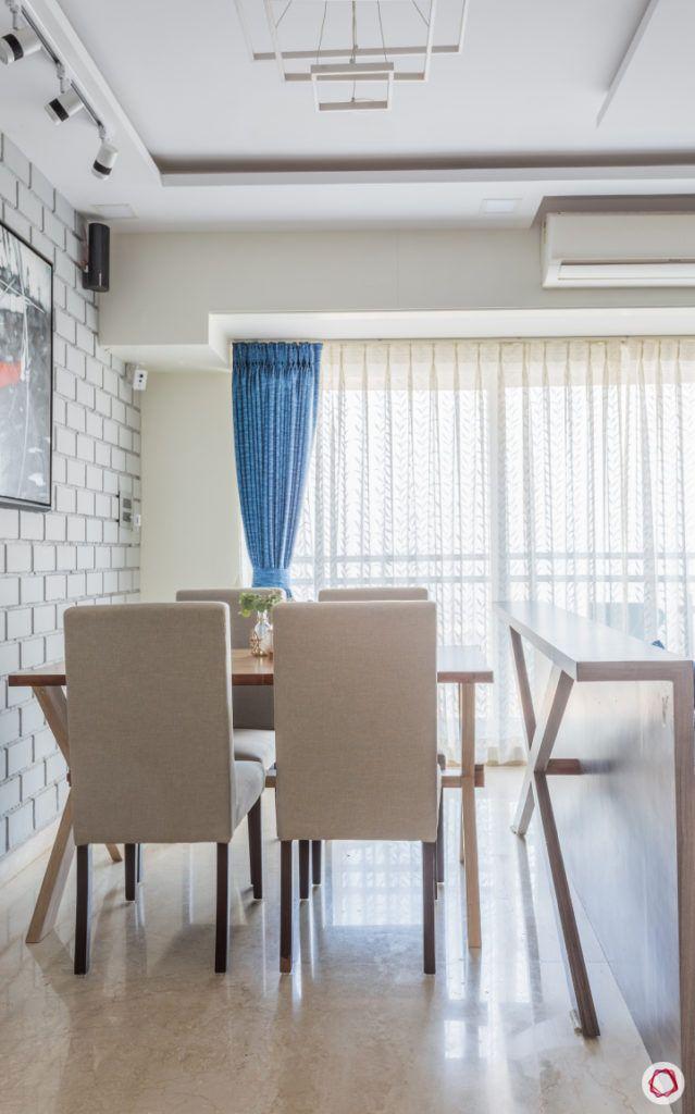 home mumbai-picnic table designs-white brick wall designs