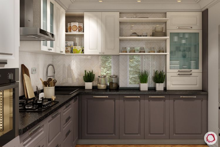 kitchen-for-elderly-long-wall-cabinets-grey