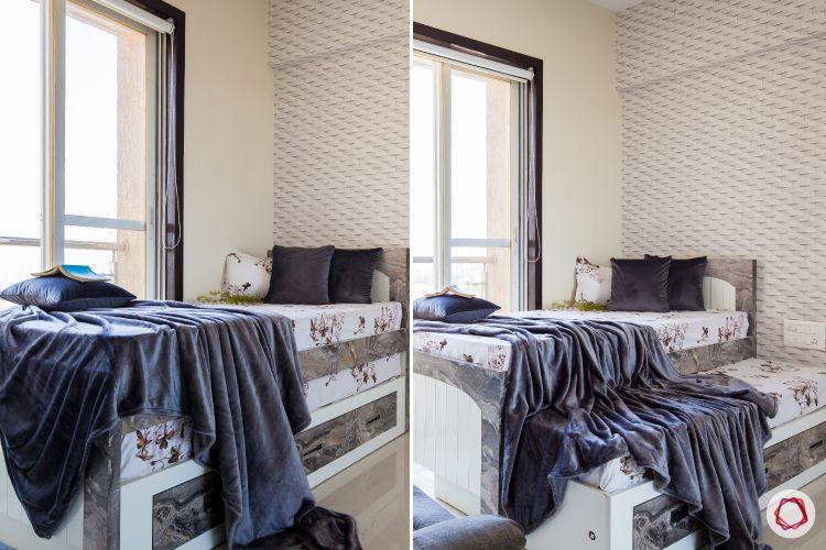akshar elementa-bedroom-trundle bed-balcony