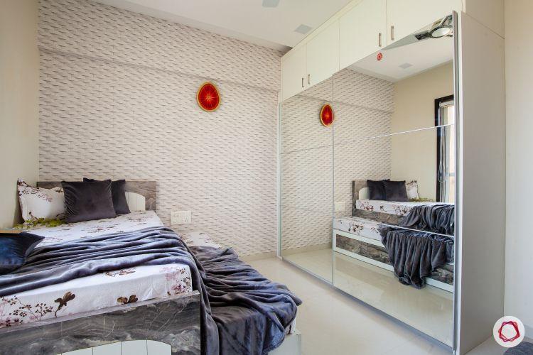 akshar elementa-mirror shutter wardrobe-sliding door wardrobe-lofts