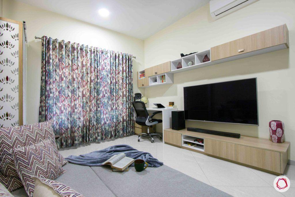 bedroom-sofa-cum-bed-TV-unit