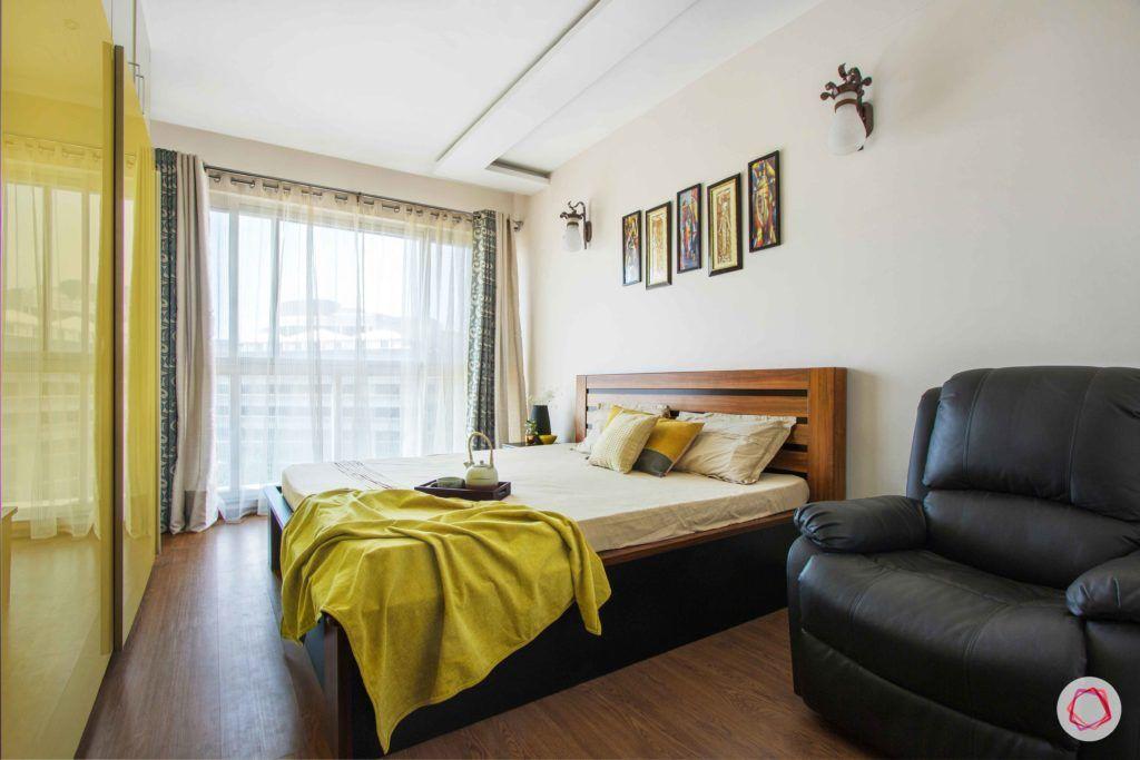 snn raj greenbay-master bedroom-yellow theme