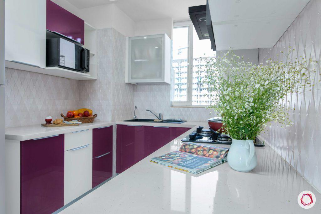 tdi ourania_kitchen_microwave unit_3d tiles_backsplash