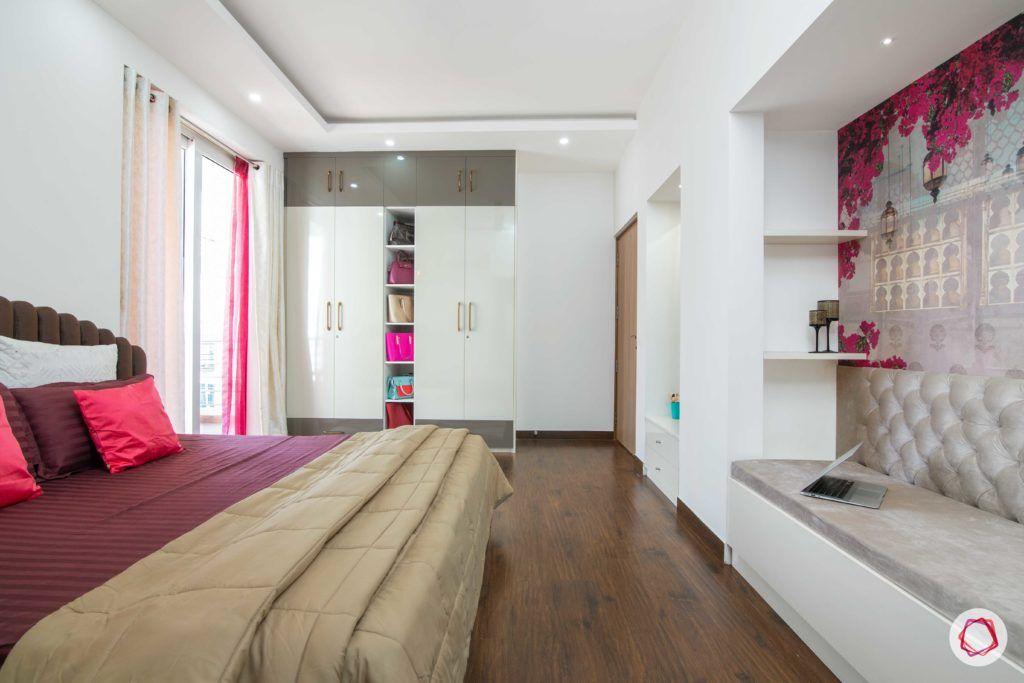tdi ourania_master bedroom_swing door wardrobe