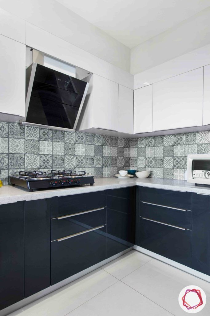 dnr atmosphere-two toned kitchen design-grey and white kitchen designs