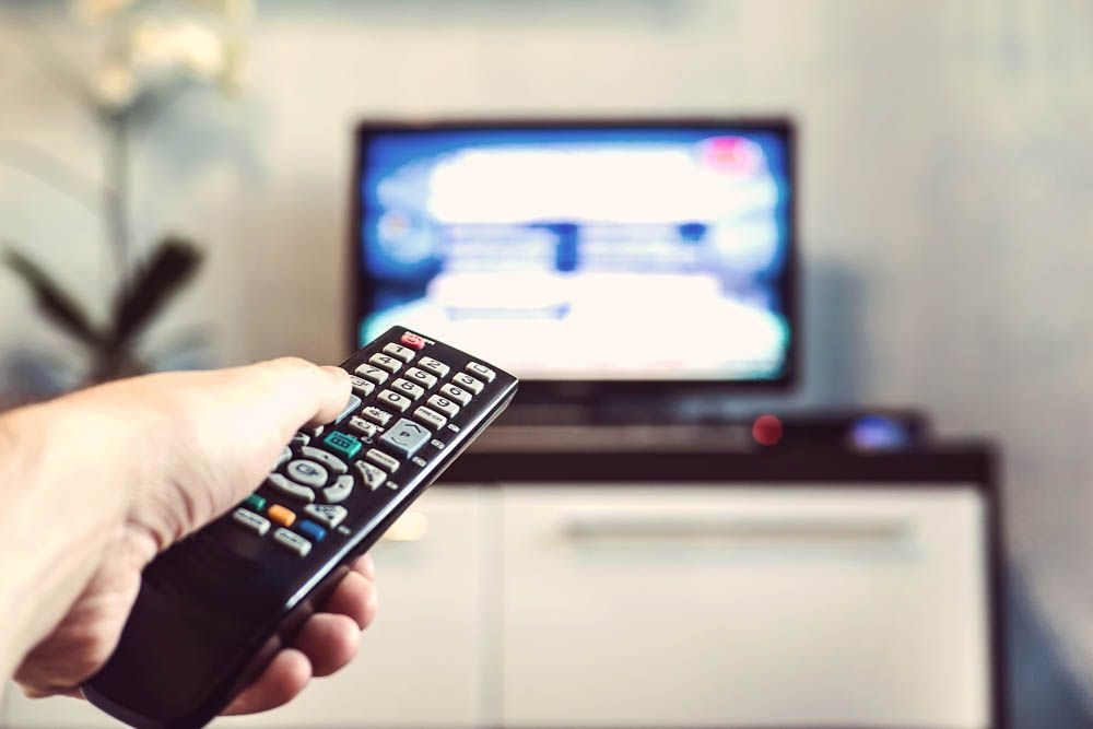 home cleaning tips-remote control-electronic device