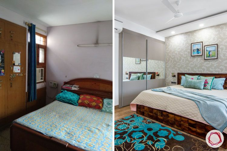 master-bedroom-before-after-wardrobe-bed-wallpaper
