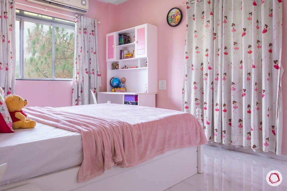 modern house images-kids room-pink room-pink walls