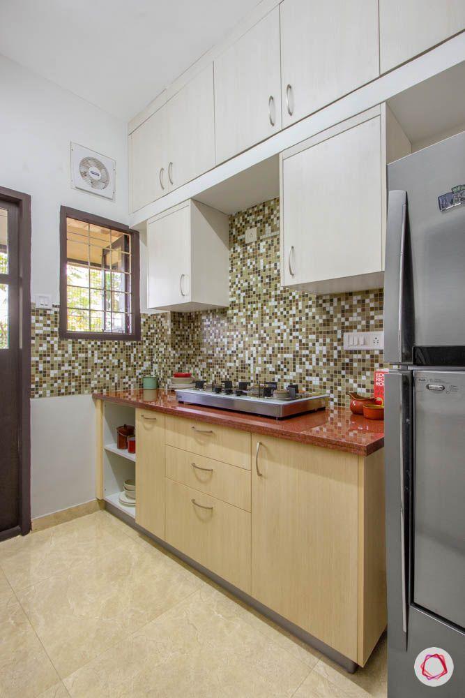 Simple kitchen designs-upper-lower-cabinets-stove-backsplash