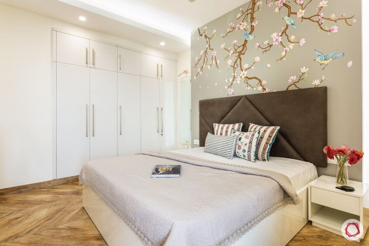 wardrobe-lofts-white-handles-wooden-flooring-wall-art