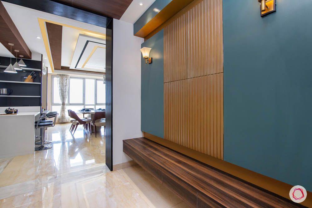 jaypee greens noida-blue wall ideas-onyx tile designs