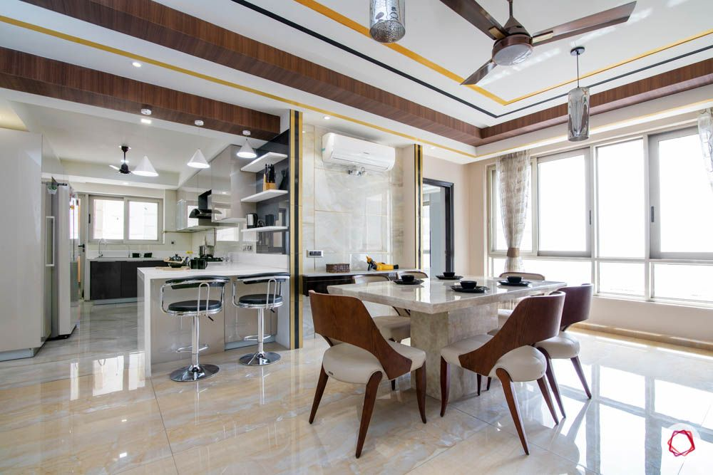 jaypee greens noida-marble dining set designs-onyx tile designs