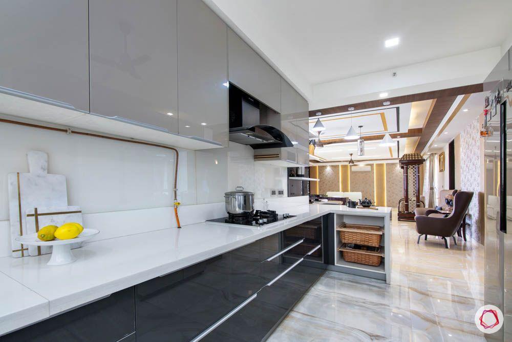 jaypee greens noida-quartz countertop designs-acrylic cabinet designs